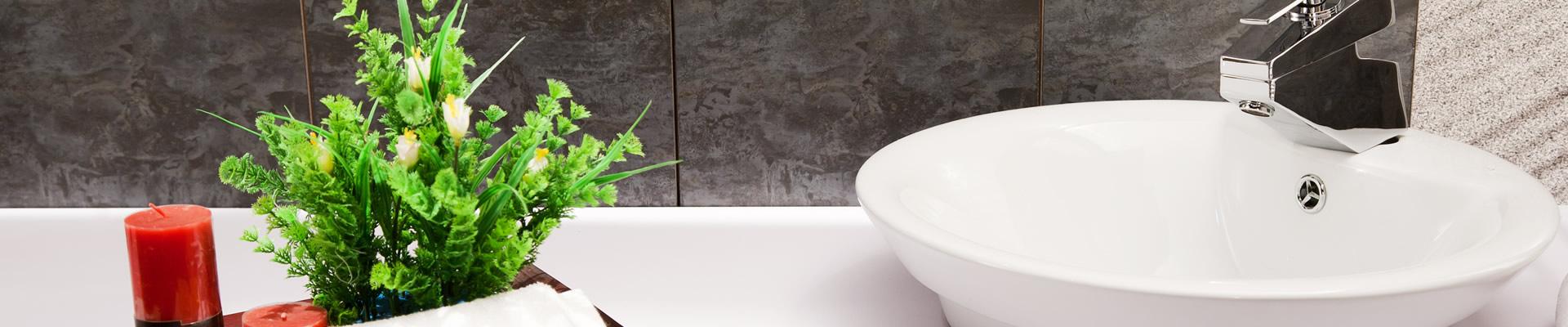 Badezimmer unf Dampfbad